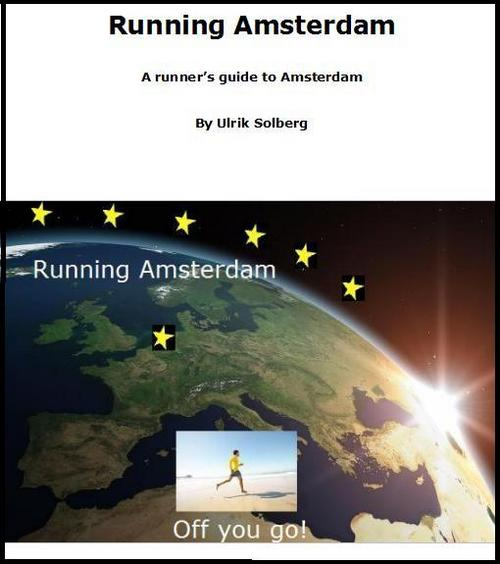 Product picture Running Amsterdam