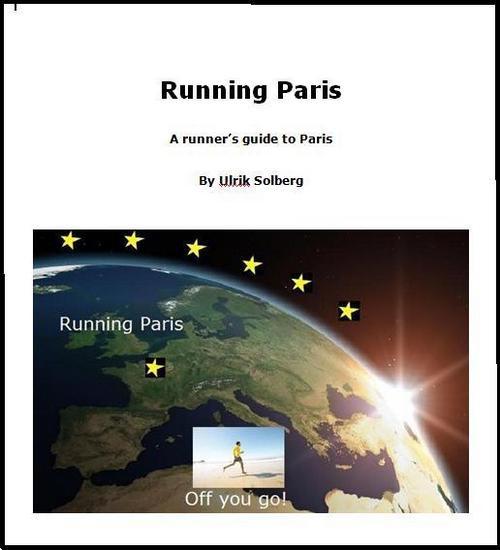 Product picture Running Paris