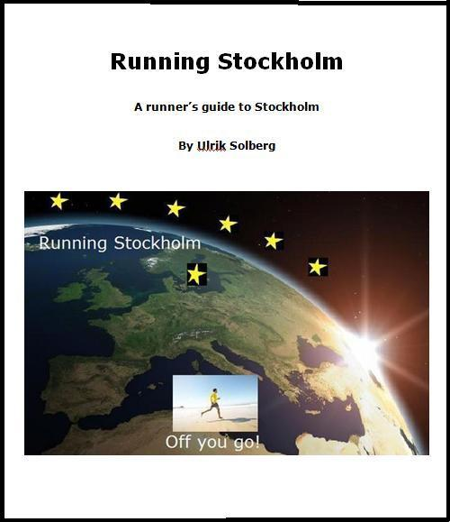 Product picture Running Stockholm